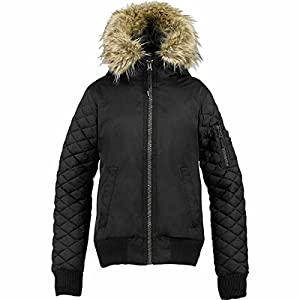 Burton Woman LABOMBER JACKET True black 2014 - XS