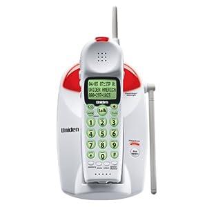 uniden ezi996 900 mhz extended range cordless telephone lified cordless phone