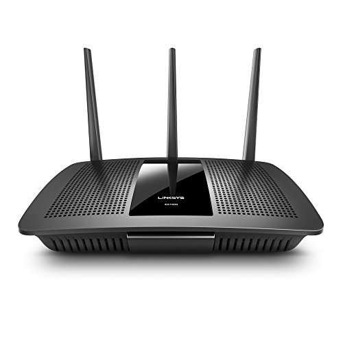 Linksys AC1750 Dual-Band Smart Wireless Router with MU-MIMO (Max Stream EA7300)