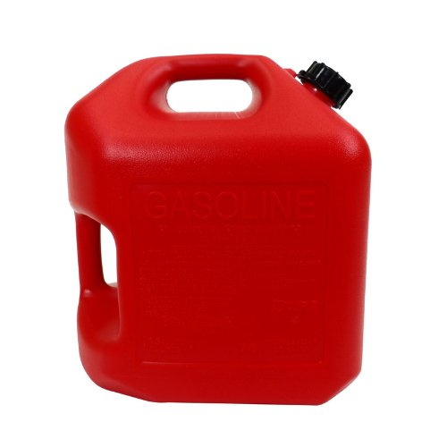 RVTravelMats 5 Gallon Portable Gas Can Gas Tank with Spill-Proof Spout Design and Locking Cap (EPA and CARB Approved) at Sears.com