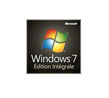 Windows 7 Integral OEM 64 bits - 3 postes