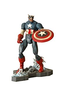 Marvel Select: Zombie Colonel America (Captain America) Action Figure