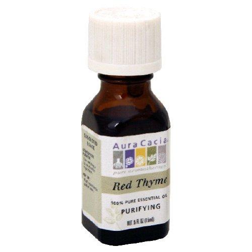 Aura Cacia Red Thyme -- 0.5 fl oz