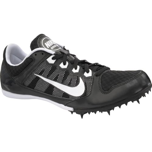 Nike Zoom Rival MD 7, Style# 616312-010, Black/White, SZ 7 (Nike Zoom Rival Md 7 White compare prices)