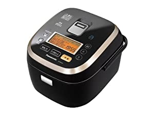 Panasonic Steam IH rice cooker 1.0L SR-SX103-K(Japan Import)
