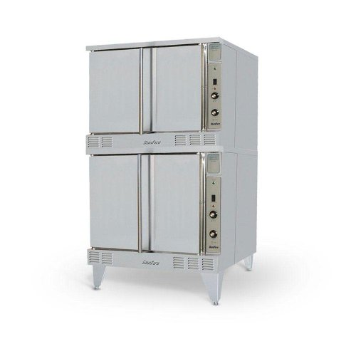 Electric Ranges With Double Ovens