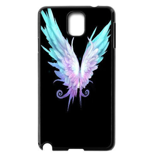 Samsung Galaxy Note 3 N9000 The Wings Of An Angel Phone Back Case Diy Art Print Design Hard Shell Protection Aq040143