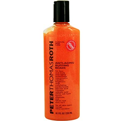 Peter Thomas Roth Anti-Aging Buffing Beads Scrub for Unisex, 8.5 Ounce