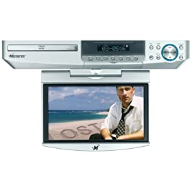 Memorex Under Cabinet Mvuc821 8 Inch Widescreen Lcd Tv Dvd