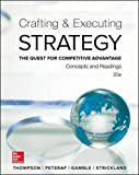 img - for Crafting and Executing Strategy: Concepts and Readings book / textbook / text book