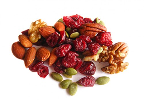 Omega- 3 Deluxe Mix Delicious Trail Mix (1LB) (Kirkland Mix Nuts compare prices)