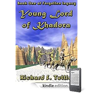 Young Lord of Khadora (Forgotten Legacy)