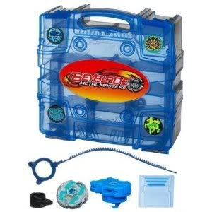 Toy / Game Fantastic Beyblade Metal Masters Beylocker - Be A Champion With This Incredible Carry Case! - 1