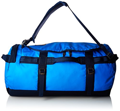 The North Face - Borsone da viaggio unisex base camp, colore blu (bmbrblu/csmcblu), taglia M (64,5 x 35,5 x 35,5 cm, 69 L)