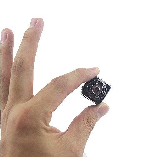 超小型カメラ 高解像度1280*720p&1920*1080p可選択 暗視機...