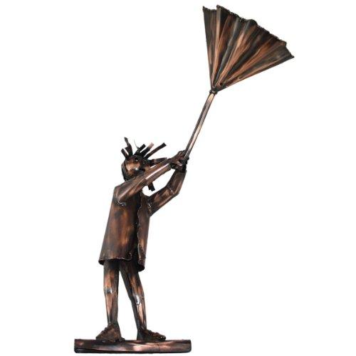 copper-man-and-gutter-umbrella-figurine-22-inch-56-cm-real-copper-handmade-gutter-roof-decoration-ho