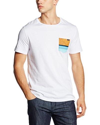 Rip Curl T-Shirt Manica Corta Cruise [Bianco Ottico]