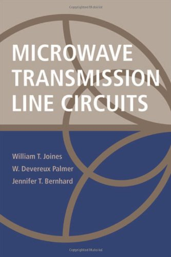 Microwave Transmission Line Circuits (Artech House Microwave Library)