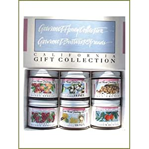 Z Specialty Food 6-Jar Sampler (6-2.5oz Jars)