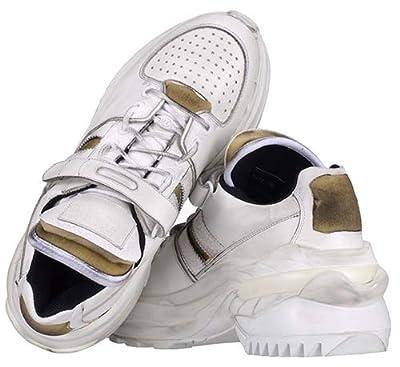 [メゾン マルジェラ] Sneakers S37WS0465 P2082 H1609 メンズ スニーカー シューズ 靴 ホワイト 【並行輸入品】 (40)