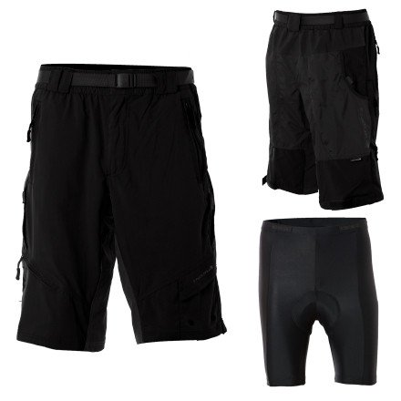 Endura Hummvee Short With Liner - Men's