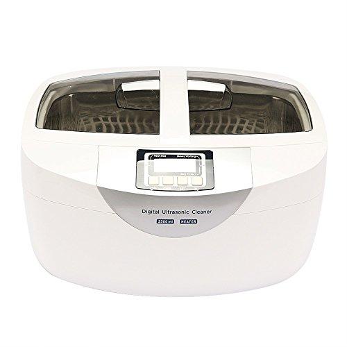 Eteyo Ultraschall Reinigungsgerät Ultraschallreiniger Newest Design 2500ml Ultrasonic Gadgetry/Jewellery/Glasses Digital Cleaner high frequency vibration systerm