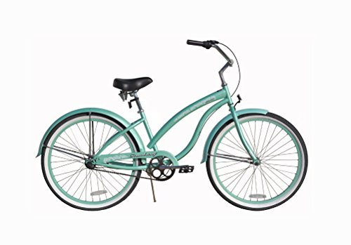 "Great Features Of Firmstrong Bella Classic 3-speed - Women's 26"" Beach Cruiser Bike"