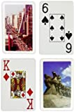 Copag Bridge Size Jumbo Index Playing Cards (Sao Paulo Setup)