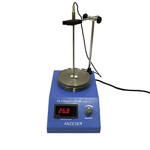 ANZESER 85-2 Numerical Show Constant Temperature Magnetic Stirrer (Magnetic Hot Plate Stirrer compare prices)