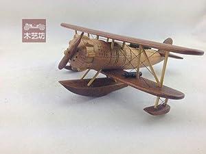 jouet ancien bois vintage retro avion, canadair: Cuisine