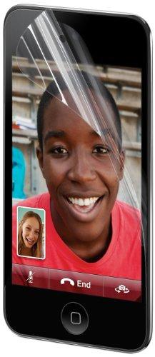 CAPDASE iPod touch 第4世代 専用 プロフェッショナル スクリーンガード ARiS クリスタルクリアー液晶保護シート SPIPT4-C