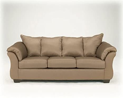 Darcy Mocha Sofa from Famous Brand