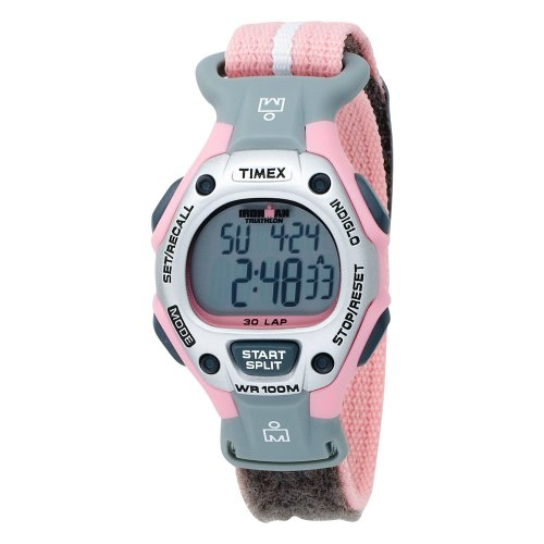 Timex Women's T5H471 Ironman Triathlon 30-Lap Fast Wrap Watch