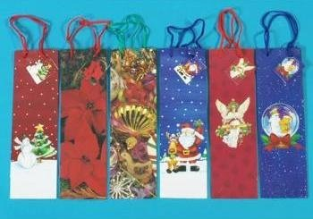 Eros AM05-B95006 Christmas Gift Bags
