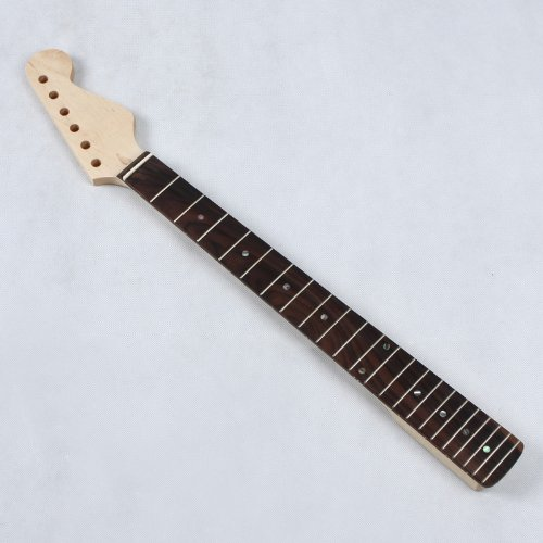 Replacement Maple Neck Rosewood Fingerboard For Fender Strat Electric Guitar