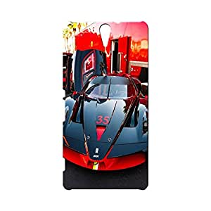 BLUEDIO Designer Printed Back case cover for Sony Xperia C5 - G1022