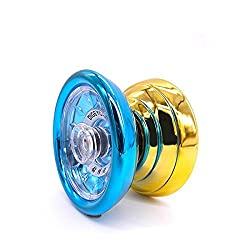 Stylezit Tornado Boy YOYO Smooth Bearing & Balancing Weight Made With Metal+Plastic--Glassy Finish