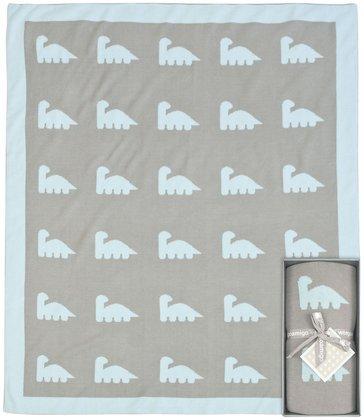 Weegoamigo Baby Blankets, Dino Herd