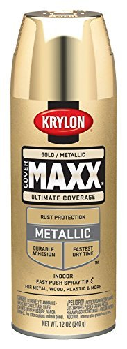 krylon-k09194000-covermaxx-spray-paint-metallic-gold-by-krylon