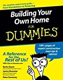 img - for Kevin Daum: Building Your Own Home for Dummies (Paperback); 2005 Edition book / textbook / text book