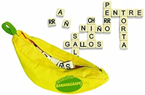 Spanish Bananagrams - Yellow