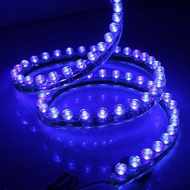 Jjewaterproof 120Cm 120-Led Blue Led Strip Light For Car (12V)