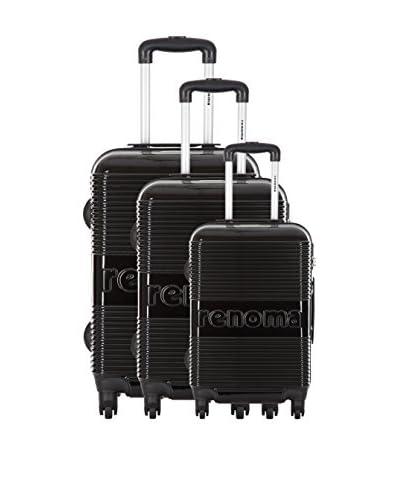 RENOMA Set de 3 trolleys rígidos Kutcher