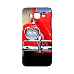 BLUEDIO Designer 3D Printed Back case cover for Samsung Galaxy E5 - G1877