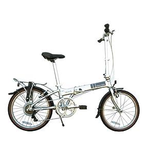 Dahon Mariner D7 Folding Bike,Brushed