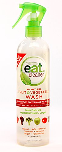 EAT CLEANER Ready-to-Use Fruit + Vegetable Wash