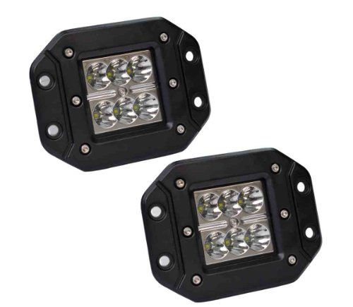 Flush Mount Off Road Led Lights