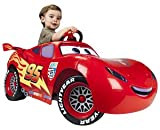 Feber 6v Cars Lightning Mcqueen Battery Powered Car