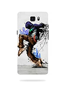 alDivo Premium Quality Printed Mobile Back Cover For Samsung Galaxy S6 Active / Samsung Galaxy S6 Active Printed Mobile Cover (MKD346)