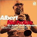 Albert's Back In Town